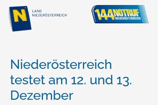 Informationen zum Massentest am 12. und 13. Dezember in Leopoldsdorf findet ihr auf der Webseite der Gemeinde: www.leopoldsdorf.gv.at
