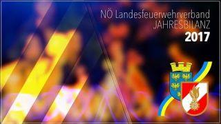 NÖ Landesfeuerwehrverband - Einsatzbilanz 2017